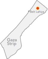 מפה: בית לאהיא