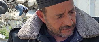 مسعد عطا الله أبو جداعين، بيت لاهيا,صورة من مكتب تنسيق الشؤون الإنسانية