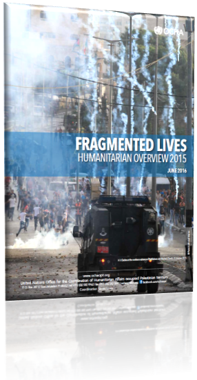 Fragmented Lives 2015
