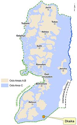 Dkaika Map