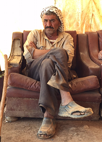 Resident of Humsa