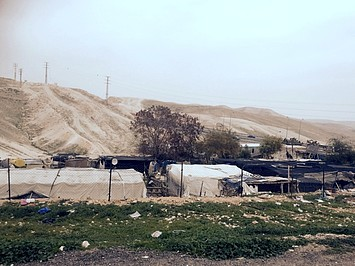 Khan al Ahmar, 22 February 2017