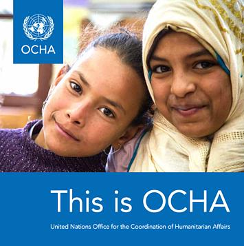 """This is OCHA"" brochure"