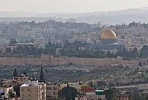 Archive picture: East Jerusalem
