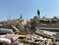 Home demolished in Beit Sira village (Ramallah) on 17 September 2020. Photo by OCHA