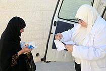 خدمات العيادات المتنقلة، أيلول/سبتمبر 2017