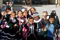 عودة الطلاب الى المدرسة في غزة- UNICEF SoP©