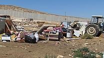 הריסה בצפון ענתא, יולי 2016 / צילום: משרד האו״ם לתיאום עניינים הומניטריים