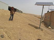 الدكيكة، جنوب الخليل. تصوير مكتب تنسيق الشؤون الإنسانية