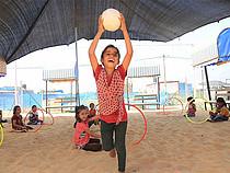 © Photo by UNICEF Tamer/Omar Al Qata'a