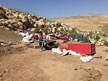 ח׳רבת טאנא, 7 באפריל 2016