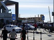 Rafah Crossing. May 2016. © Photo by OCHA.