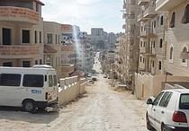 كفر عقب، القدس الشرقية، 2009. ©  تصوير مكتب تنسيق الشؤون الإنسانية
