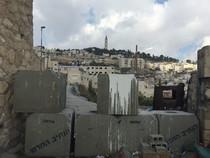 حي رأس العامود، القدس الشرقية، تشرين الثاني/نوفمبر 2015,صورة بواسطة مكتب تنسيق الشؤون الإنسانية