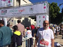 Robert Piper - Palestine Marathon