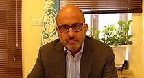 UN Coordinator for Humanitarian Aid and Development Activities, Robert Piper