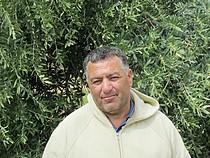 تيسير عمارنة، مزارع، العَقبه، طولكرم، شباط/فبراير 2014. تصوير مكتب تنسيق الشؤون الإنسانية