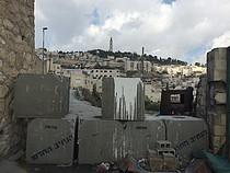 Ras al Amud neighborhood, East Jerusalem, November 2015. Photo by OCHA