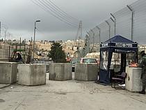Ras al Amud neighbourhood, East Jerusalem, November 2015. Photo by OCHA