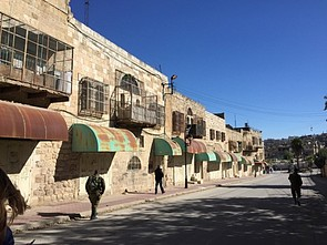Visit to hebron