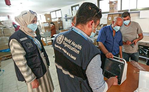 Photo by World Health Organization