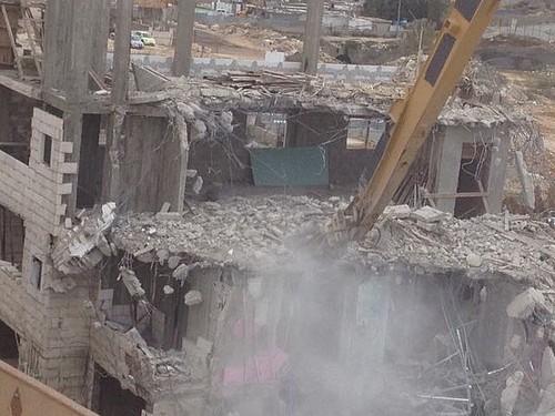 Beit Hanina, East Jerusalem, 13 February 2016