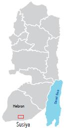 Susiya Map